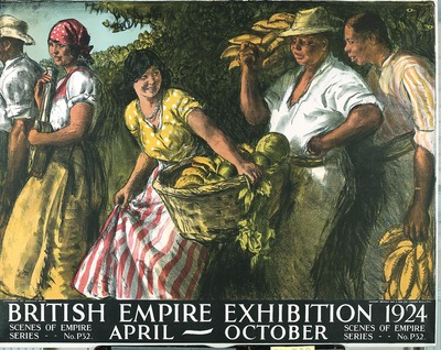Image from object titled British Empire Exhibition 1924