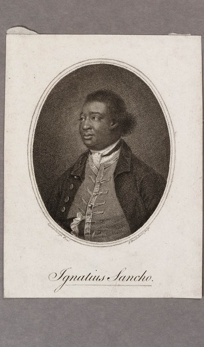 Image from object titled Ignatius Sancho, 1729-80