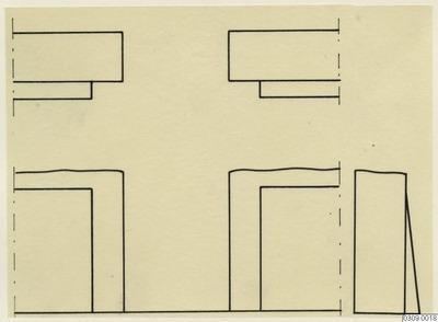 ritning, Ritning, blueprint