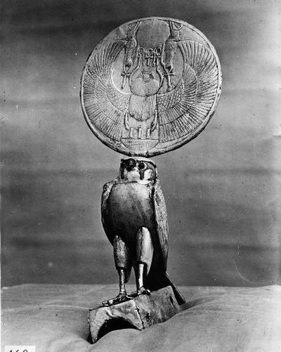 Tutankhamun, arkeologi, Photograph