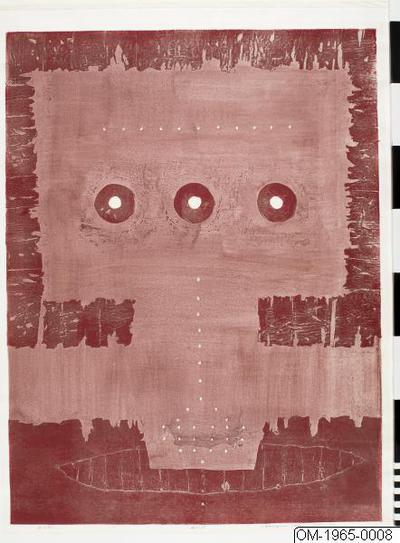 Träsnitt, Bildkonst, Print, Woodcut