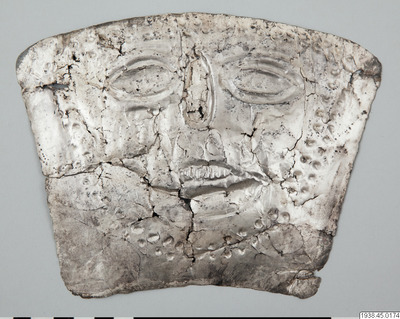 Image from object titled mumiemask, mask