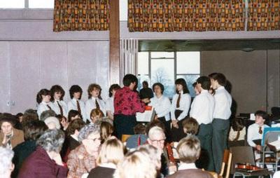 Park High School choir.