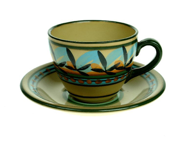 Image from object titled tea set made in Castleford, Yorkshire, England