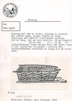 Sten Erik Alfred Bostrm, Solberg 169, Hrnsand | unam.net