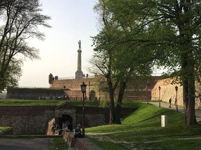 Image from object titled Protecting Europe's most valuable yet fragile heritage assets: the case of the Belgrade Fortress