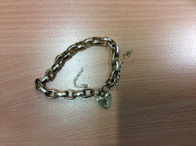 Image from object titled The Golden Bracelet