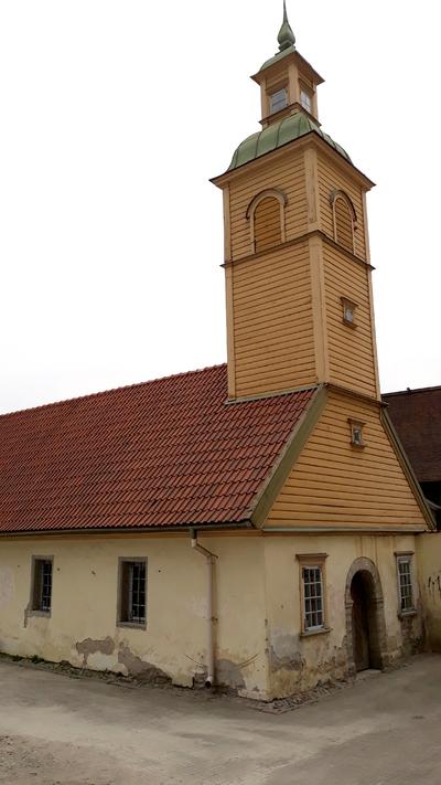 Image from object titled Armenian Church, Tallinn
