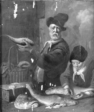 The Fishmonger