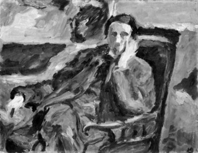 The Painter Sigurd Swane