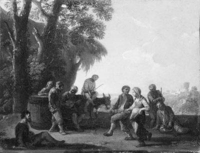Peasants Merry-Making