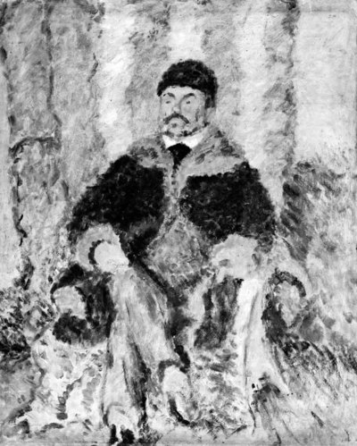 A Gentleman in Furs (The Artist's Father)