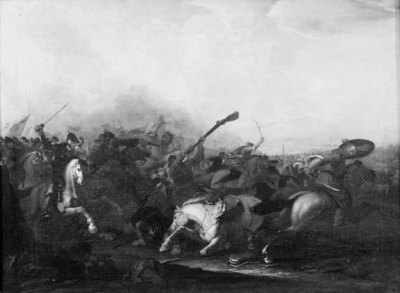 A Cavalry Encounter