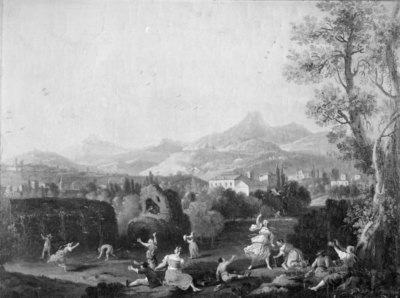 Landscape with Bird-Catching