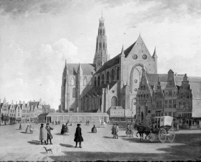Grootekerk at Haarlem