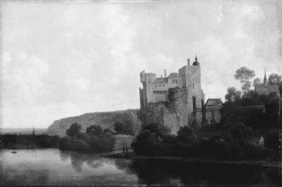 Castle by a River