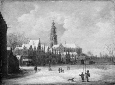 Winter's Day in Breda
