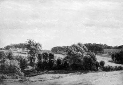 View near Rugaard, Funen
