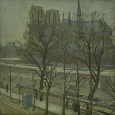 From Quai de la Tournelle, Paris