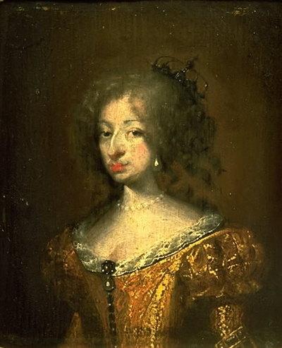Charlotte Amalie, Christian V's Queen