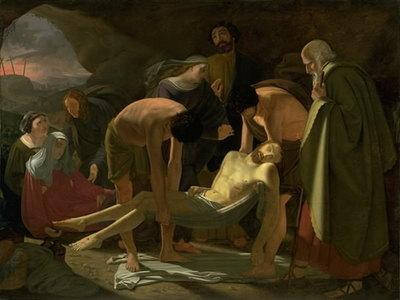 Kristi gravlæggelse