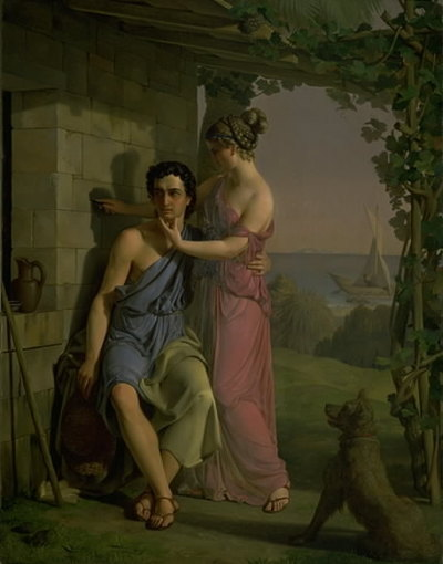 The Origin of Painting