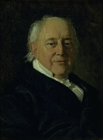 Professor of Divinity Andreas Christian Krog