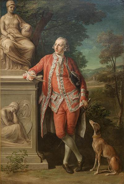 Peter Beckford (1740-1811), godsejer, Dorset.