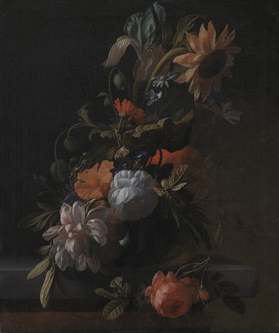 A Bowl of Flowers