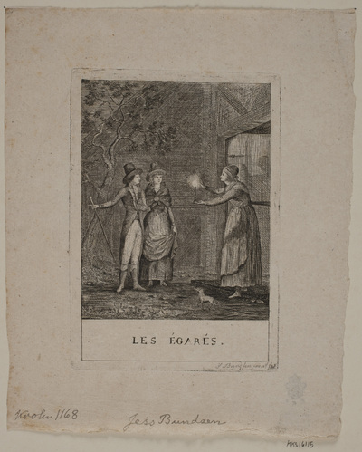 """""""Les Égarés"""""""