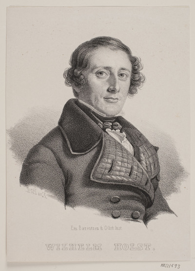 Wilhelm C. Holst