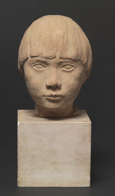Head of a Greenlandic Boy