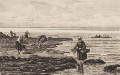 Rejefiskere i Bretagne
