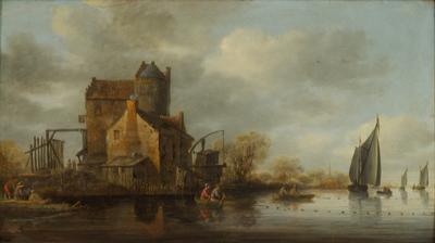 Dutch River View