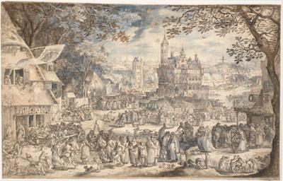 Landsbyfest; Kermesse