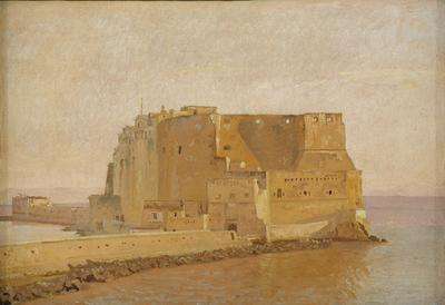 Castel dell'Ovo in Naples