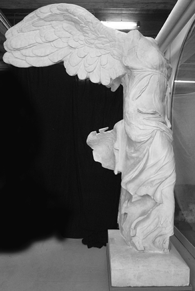 Image from object titled The Winged Victory of Samothrace