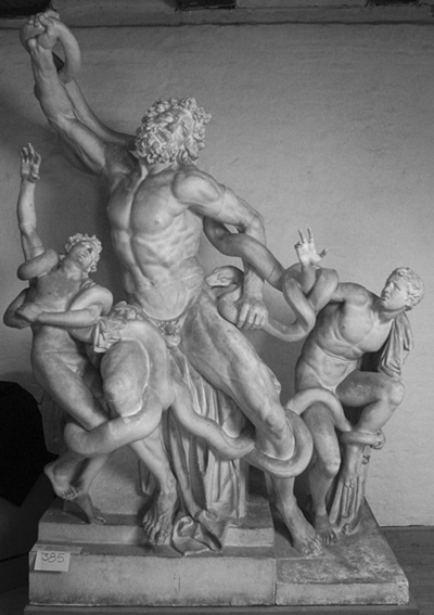 Image from object titled Laocoon