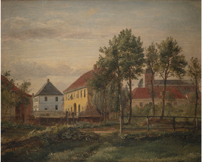 A Mill in Odense