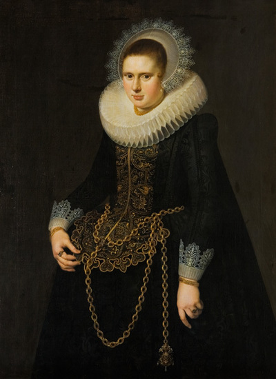 Portrait of a 22-Year-Old Woman