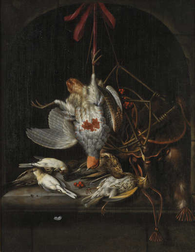 Image from object titled Dead Wildfowl