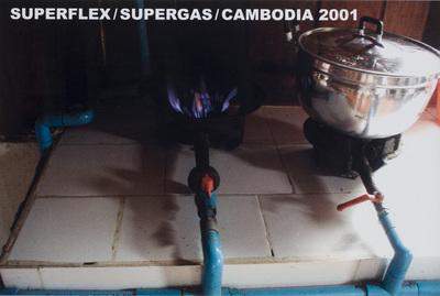 Superflex/Supergas/Cambodia