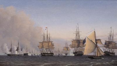 Slaget på Rheden den 2. april 1801