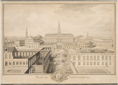 Image from object titled Palais de Christiansbourg