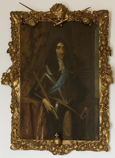 King Charles I (II?) of England