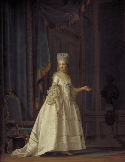 Image from object titled The Dowager Queen Juliane Marie of Denmark