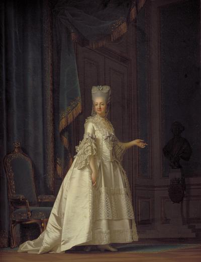 The Dowager Queen Juliane Marie of Denmark