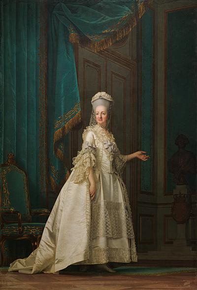 The Queen Dowager Juliane Marie