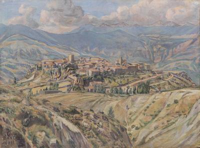 Cività d'Antino in the Abruzzi