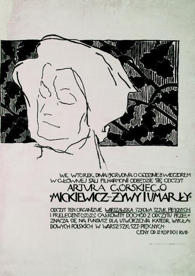 Mickiewicz żywy i umarły